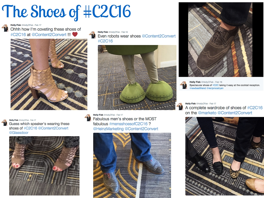 The Shoes of #C2C16