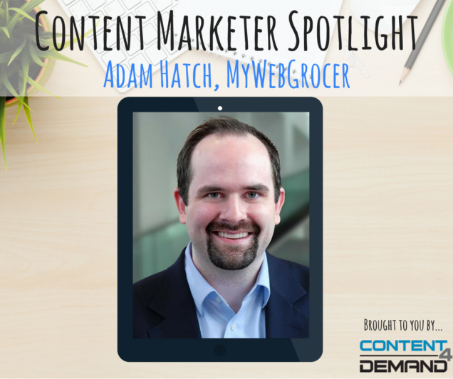 Content Marketer Spotlight