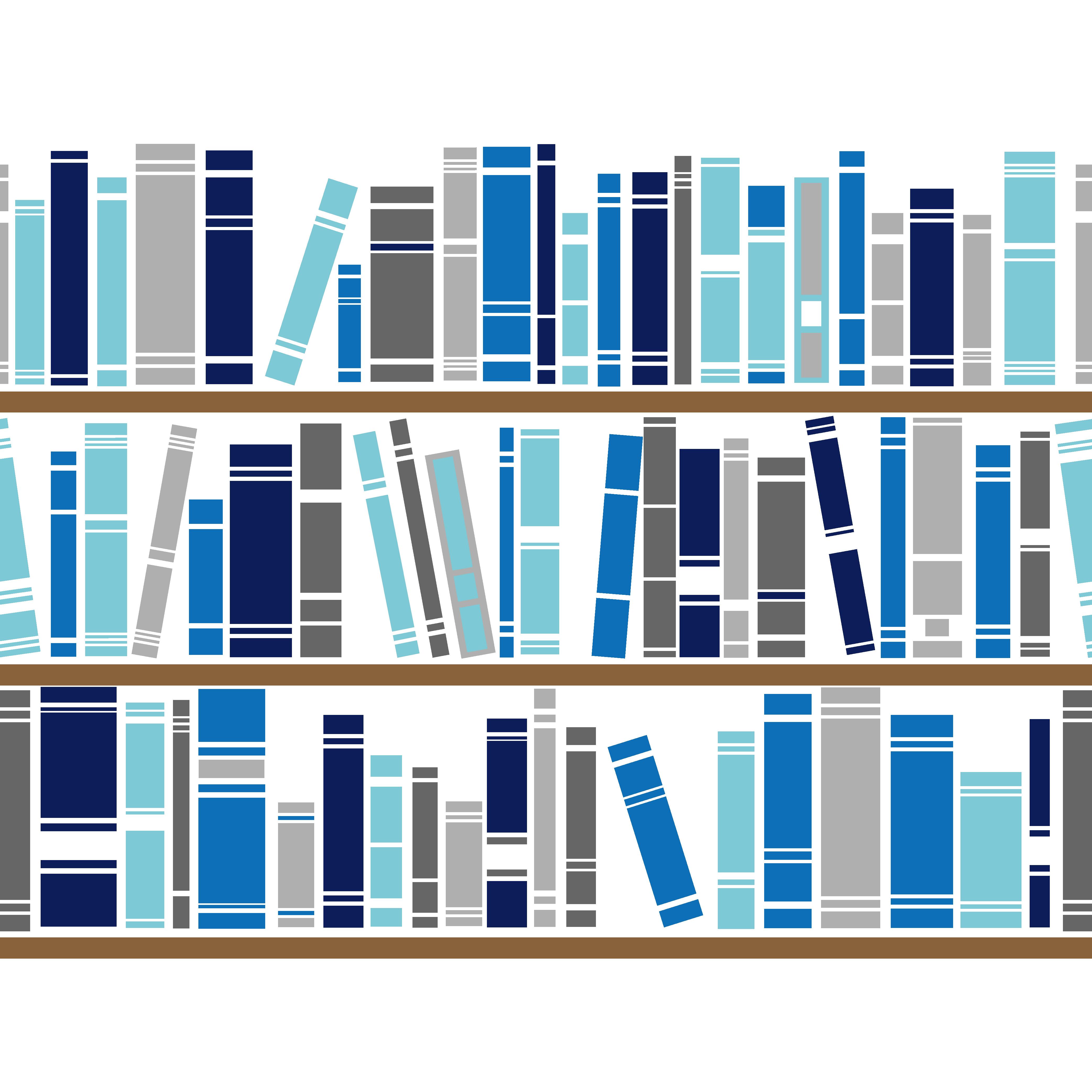 content shelves