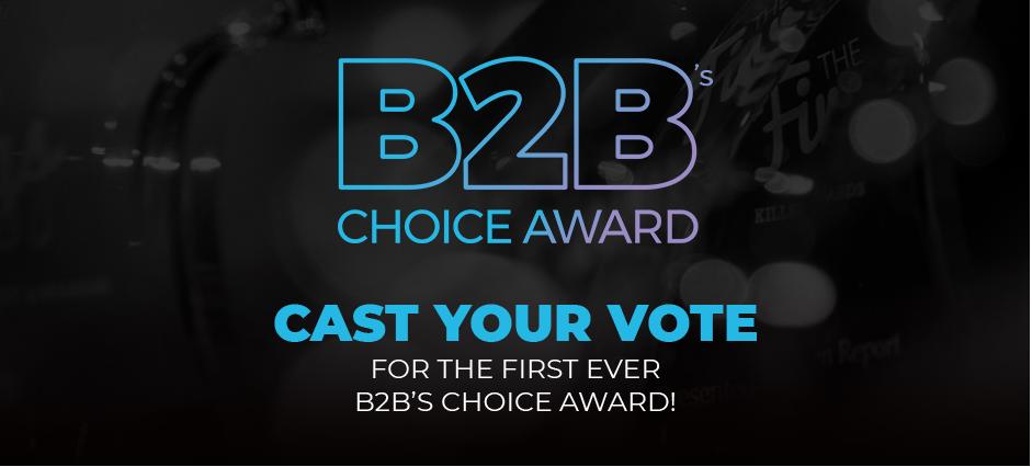 B2B Choice Awards