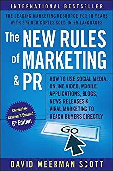 New Rules of Marketing & PR