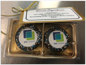 SOC Telemed Cupcakes