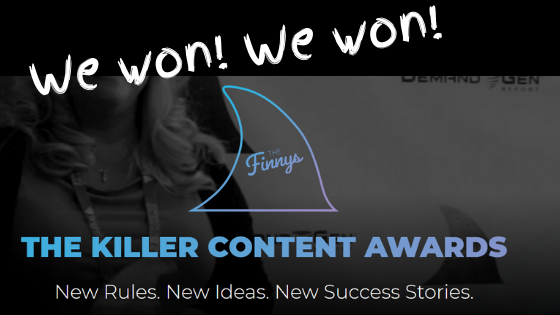 Killer Content Awards 2019