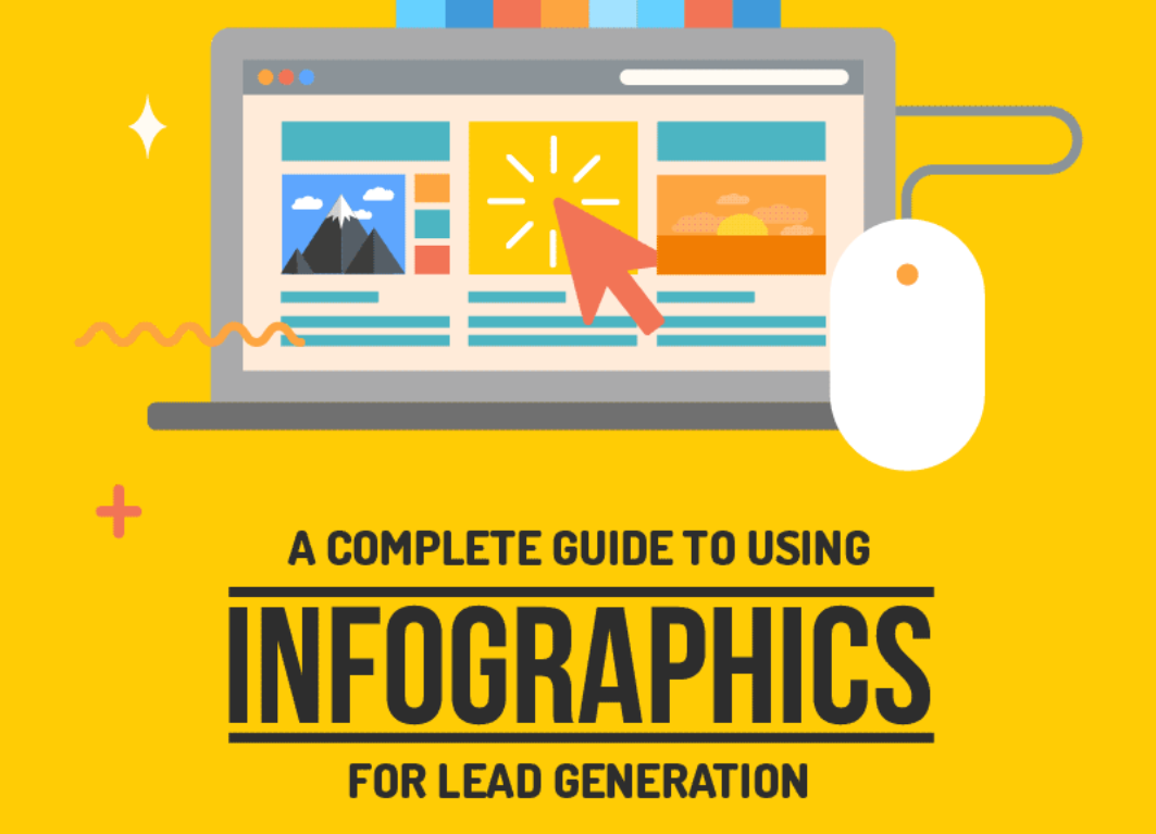 lead generation infographics