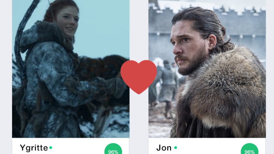 Game of Thrones OKCupid