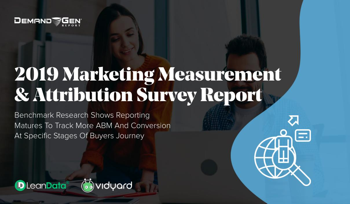 DGR Measurement and Attribution Report