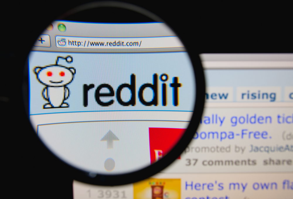Reddit advertising