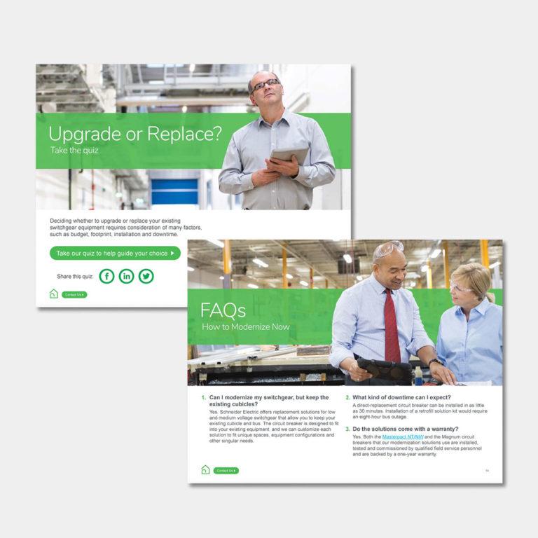 manufacturing/industrial - schneider electric