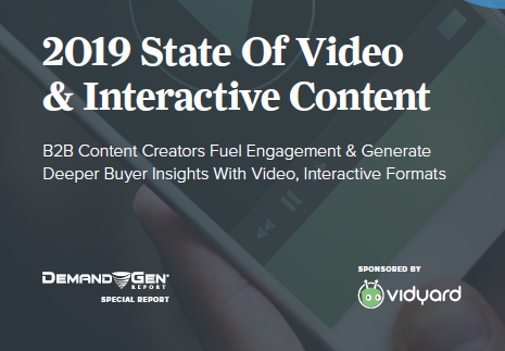 2019 State of Video