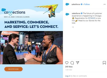 Salesforce Instagram