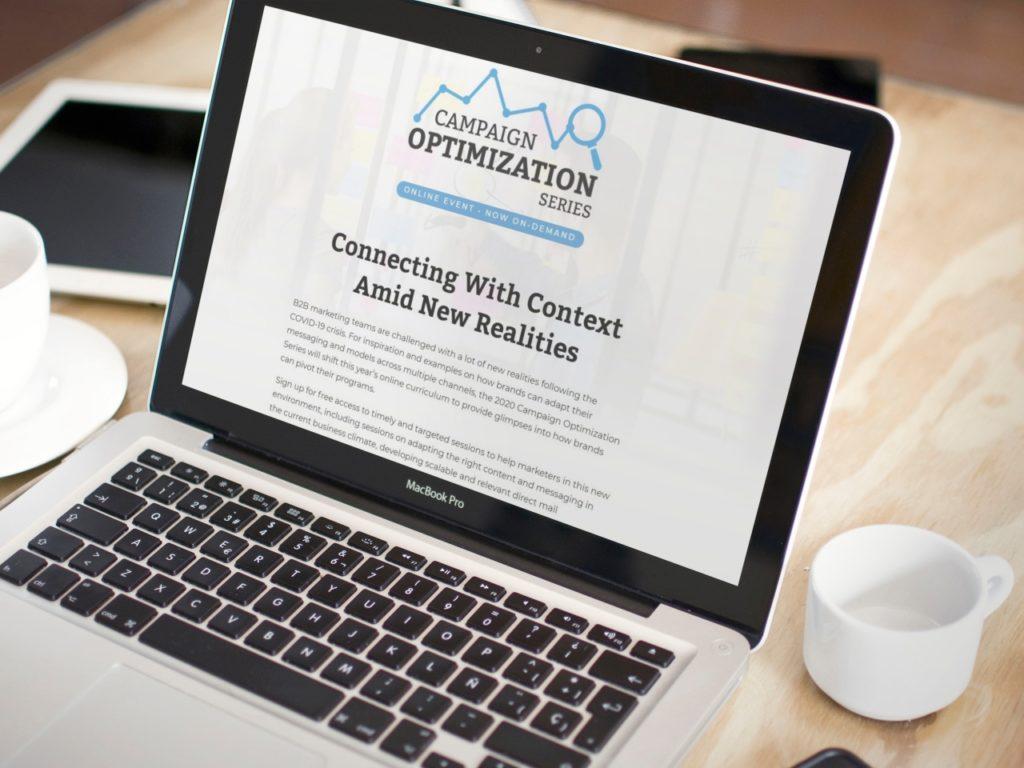 Campaign Optimization Series 2020