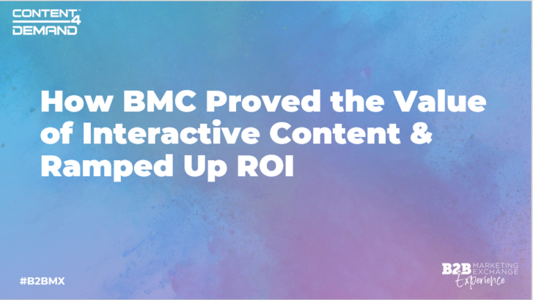 BMC Case Study