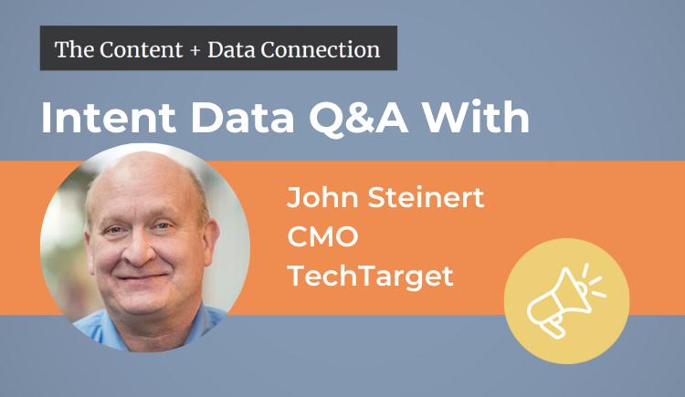 intent data John Steinert