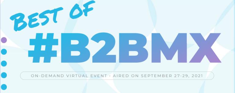 Best of B2BMX 2021
