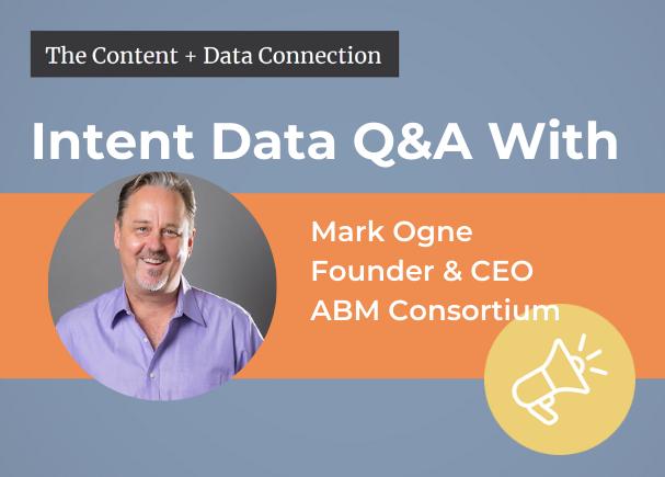 intent data Mark Ogne